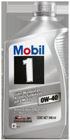 Mobil 1 0W-40 Image