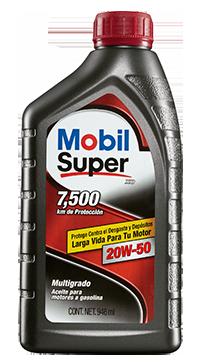 Mobil Super X0 Image